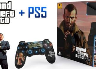 GTA VI PlayStation 5 2020 line-up