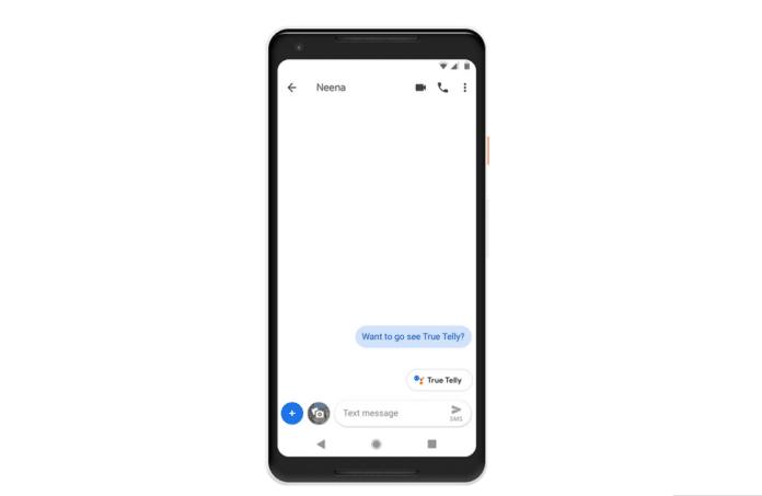 Google Assistant comandi vocali Messaggi Android