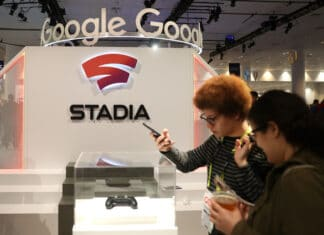 Google Stadia connesione banda larga