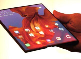 Huawei anticipa uscita Mate X smartphone pieghevole
