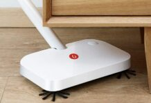 Mi Wireless Handheld Sweeper Scopa elettrica Xiaomi