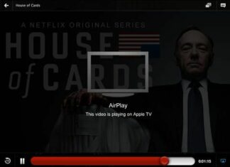 Netflix interrompe supporto AirPlay iPhone
