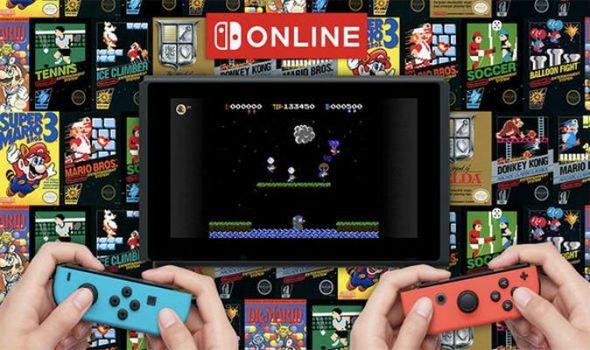 Nintendo Switch Online giochi aprile 2019