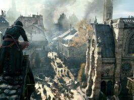Notre-Dame, Ubisoft: Assassin's Creed Unity PC gratis