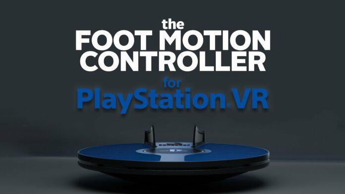 PlayStation VR 3DRUDDER come funziona