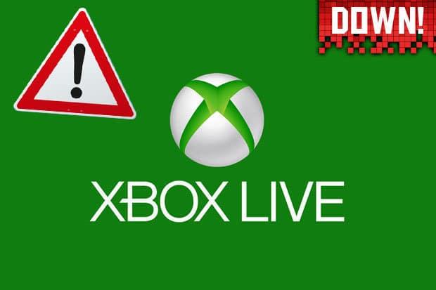 Problemi Xbox Live Microsoft