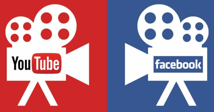 YouTube registra più visualizzazioni di Facebook