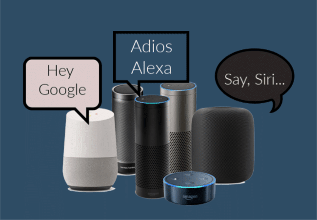 crescita smart speaker 2019 Canalys