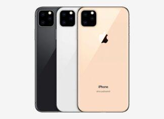 iPhone 2019 tre fotocamere Ben Geskin