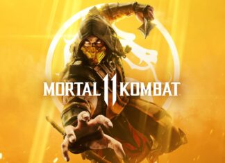mortal kombat 11 nintendo switch dimensione