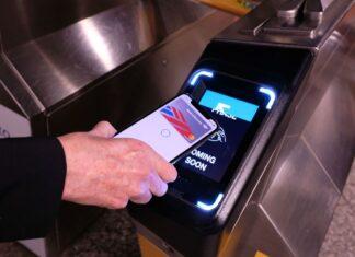 Apple Pay Express Transit acquistare biglietto metropolitana Londra