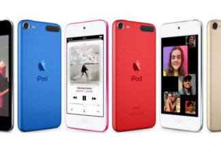 Apple caratteristiche iPod Touch 2019