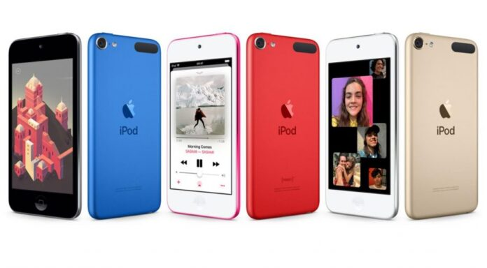 Apple caratteristiche iPod Touch 2019
