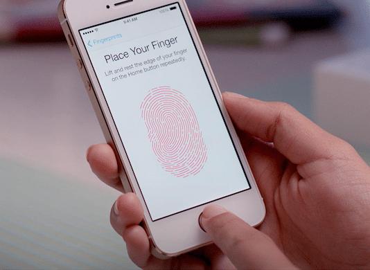 Apple iPhone hack impronte digitali JavaScript