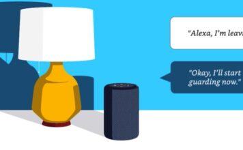 Come funziona Amazon Alexa Guard