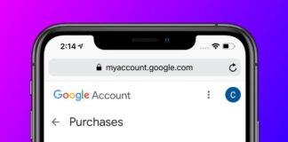 Lista acquisti Google Gmail