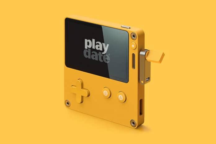 PlayDate console tascabile prezzo e uscita