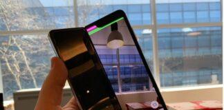 Samsung modifiche Galaxy Fold