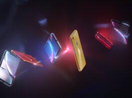 Spot video Apple iPhone XR batteria