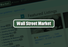 Wall Street Market sequestro polizia Dark Web