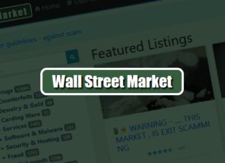 Wall Street Market sequestro polizia Dark Web