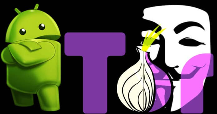 Web browser Tor disponibile Android