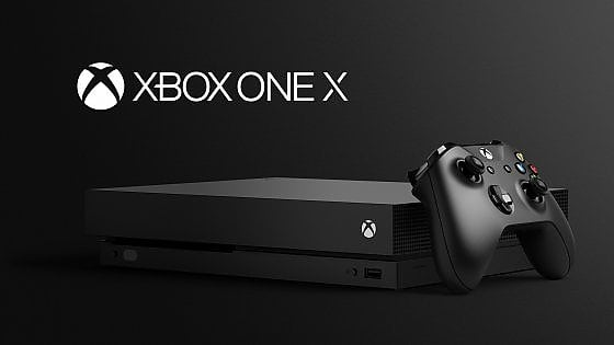 4K Xbox One X Phil Spencer