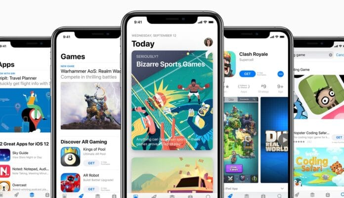 Apple aumenta limite download App Store iOS 200 MB