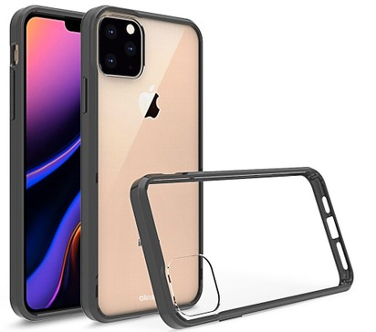 Cover iPhone 11 render
