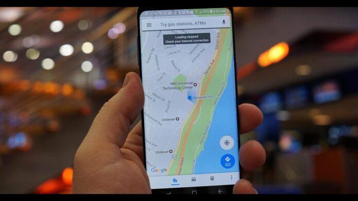 Google Assistant trova parcheggio auto
