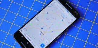 Google Maps notifica Taxi allunga percorso