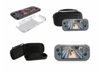 Nintendo Switch Mini accessori HonSon