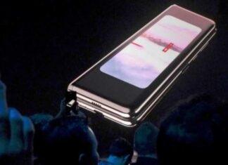 Samsung Galaxy Fold cancellato