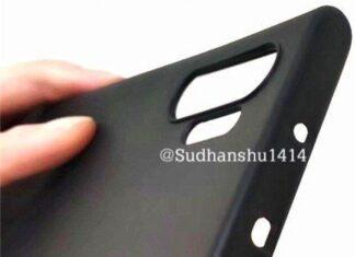 Samsung Galaxy Note 10 cover senza jack audio