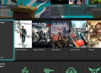 Aggiornamento Xbox One lista Play Later e supporto Alexa