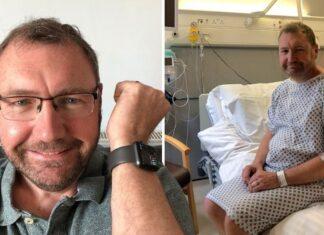 Apple Watch salva la vita a Paul Hutton
