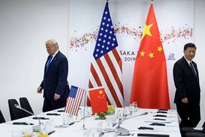 Donald Trump consente commercio Huawei summit G20
