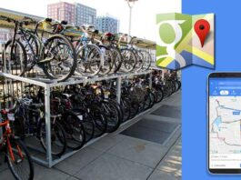 Google Maps aggiunge bike sharing