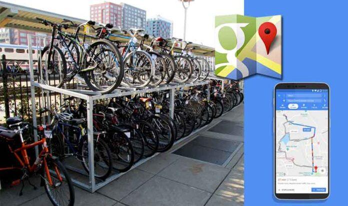 Google Maps aggiunge bike sharing