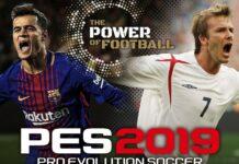 Konami PES 2019 contenuto extra omaggio
