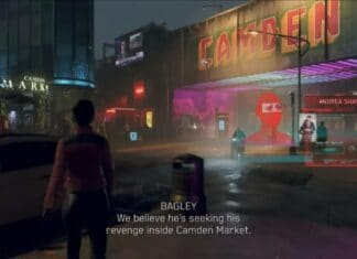 Watch Dogs Legion Camden Town video Twitter