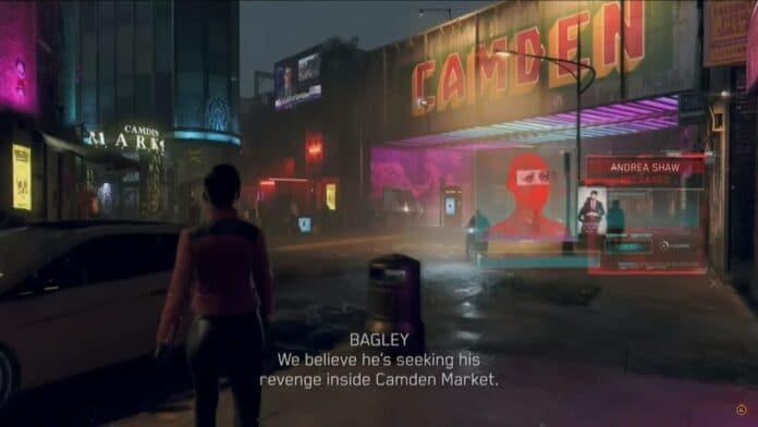 Watch Dogs Legion Camden Town video Twitter