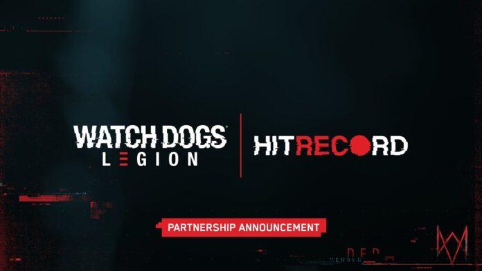 Watch Dogs Legion collaborazione HitRecord per colonna sonora