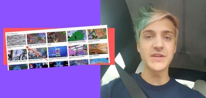 Canale Twitch Ninja usato per stream porno