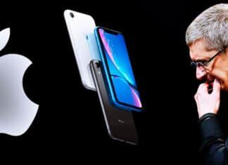 Crisi vendita Apple spedizioni Europa