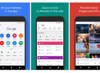 Google Go download Play Store dimensioni