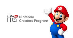 Nintendo violazioni copyright YouTube