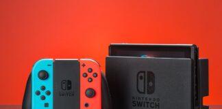 Nuova Nintendo Switch batteria migliorata