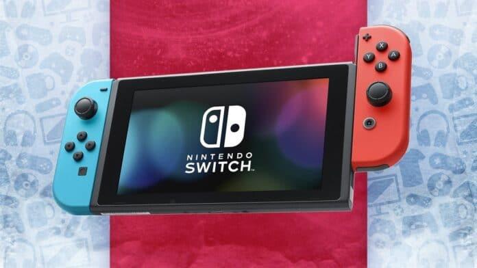 Nuova Nintendo Switch batteria potenziata autonomia