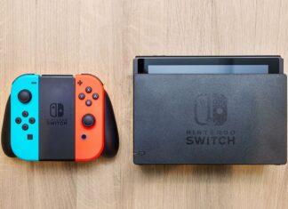 Nuova Nintendo Switch sostituzione gratuita vecchia console